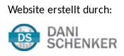 Website erstellt durch: Dani Schenker
